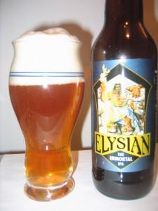 Elysian The immortal IPA
