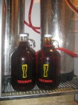 Triumph Growlers