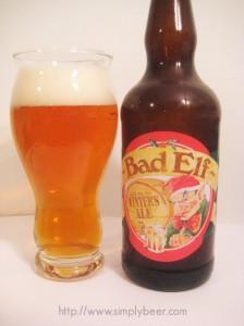 Bad Elf Winters Ale
