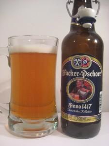 Hacker-Pschorr Anno 1417 Kellerbier