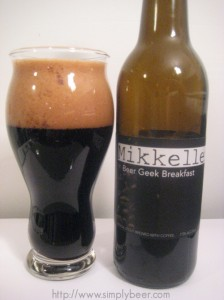 Mikkeller Beer Geek Breakfast