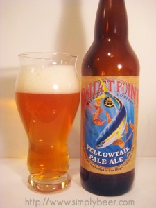 Ballast Point Yellowtail Pale Ale