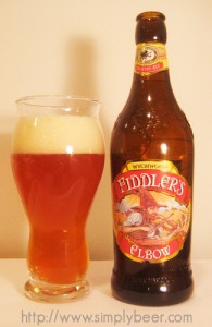 Wychwood Fiddler's Elbow English Pale Ale