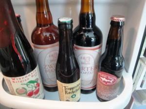 3 months 10 beers Update, Rochefort 6, Rochefort 8, Ommegang Zwaar, Ommegang Porter, New Glarus Belgian Red, Dogfish Head Chicory