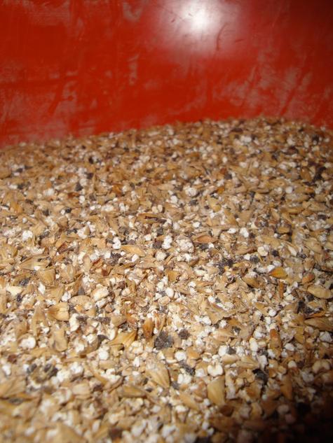 Schwarzbier Milled Grain