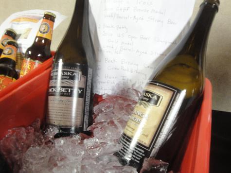 Beer Blogger Confrence Bring your own Bottle, Nebraska Brewing Co