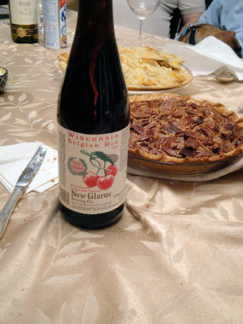 thanksgiving Wisconsin Belgian Red